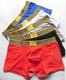 Argentina pantalones cortos de alta calidad de la ropa interior para los hombres nueva ropa interior de diseño de marca de lujo de la manera para los hombres sexy boxer corto envío gratis Suministro