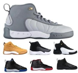 Wholesale Christmas Sugar - New JUMPMAN Pro OG Taxi Bred Men's Basketball Shoes White Men Reloj 12.5 Allen Sugar Ray Cyber Monday Basket Homme Sprot Sneakers