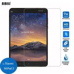 Argentina Vidrio templado para Xiaomi Mi Pad 2 3 Protector de pantalla 9H Película protectora de seguridad en MiPad 2 3 Pad2 Pad3 7.9 pulgadas de vidrio cheap xiaomi 7.9 Suministro