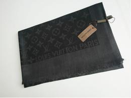 Weihnachtsgeschenke boxen online-Neueste Design Frau Schal Hochwertige Baumwolle Schals Classic Ladies Wrap Schals 180x70cm für Weihnachtsgeschenk ohne Box AT890