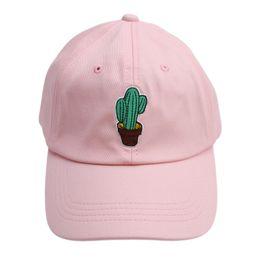 Exklusive kappen online-Bär Dad Kaktus-Stickerei-Hut Baseballmütze für Männer Frauen Snapback Caps Exklusive Veröffentlichung Unisex Hip Hop Caps DP979706