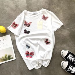 Wholesale summer shorts for men - fashion valen Brand women or men Summer for women T-shirt 1941 Women's Short-Sleeve T-Shirt Limited Edition drop shipping