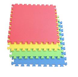 10 pièces solide en mousse souple EVA tapis bébé rampant tapis de jeux éducatifs tapis de sol sport tatami pour bébés rampant puzzle ? partir de fabricateur