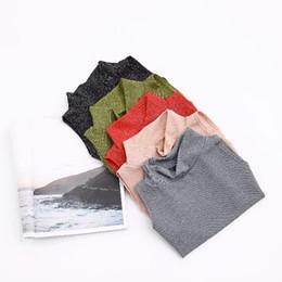 chalecos de seda Rebajas 2018 primavera verano nuevo estilo de moda Mujeres Tops Camisetas Casual delgado brillante de seda cuello alto chaleco corto sin mangas T camisa