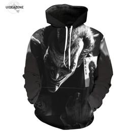 Толстовка в покере онлайн-2018 3D Hoodies Men Hoody Sweatshirts Melted Skull 3D Print Poker Fashion Casual Pullover Streetwear Top Spring Hipster EUR Size