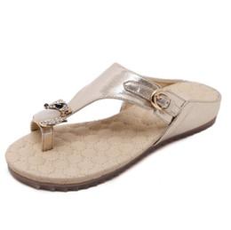 860cb6d3fef2 New Summer Sandals Women T-strap Flip Flops Thong Sandals Designer Elastic  Band Ladies Gladiator Sandal Shoes Zapatos Mujer