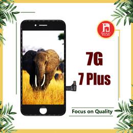 Canada Pour iPhone 7 Pour iPhone 7 Plus Affichage de l'écran LCD Pour Tianma Qaulity Touch Digitizer avec cadre Pièces de rechange complètes cheap apple display parts Offre