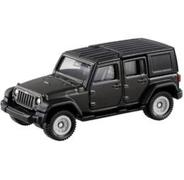 Argentina Nueva alta calidad TOMY Dome tarjeta de aleación de simulación modelo de coche de los niños coche de juguete 80a JEEP Jeep Wrangler modelo de coche Suministro