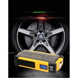 Wholesale Start Motors - Car jump starter Great discharge rate Diesel power bank for car Motor vehicle booster start jumper battery