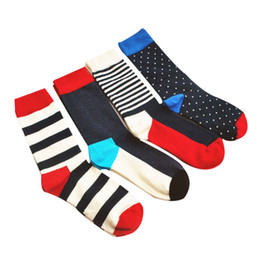 Wholesale high fashion hairstyles - High Quality 2017 Newest Fashion Spring Summer Men's Fringe Hairstyle Cotton Korean Comfortable Funny Socks Casual College Style