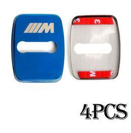 Заблокированные случаи онлайн-Стайлинга автомобилей Авто замок двери Чехол Для BMW 1 2 3 5 6 7-й серии X1 X3 X4 X5 X6 M1 M3 Аксессуары