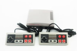Wholesale Video Arcade - New Arrival Mini TV Game Console Video Handheld for NES Games Consoles With Retail Boxs Hot Sale DHL