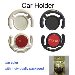 Wholesale Hand Phone Holders - Pop Car Holder for Phone Tablet Grip Mounts Wall Hands Free Watching TV 3M Glue BLACK WHITE