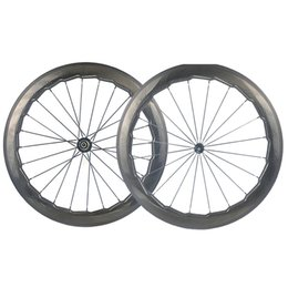 Wholesale wheelset sale - hot sale 700c 454 NSW dimple surface carbon wheelset light weight dimple carbon wheels 58mm depth carbon road bike wheels
