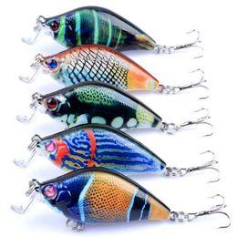 41c5a3257 5 Pçs   lote Bionic Big Minnow Pesca De Água Salgada Isca ABS Manivela De  Plástico iscas Mergulho Profundo isca de pesca com mosca conjunto barato  Atacado ...