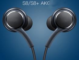 2019 chinese bluetooth kopfhörer S8 Kopfhörer für Samsung Galaxy S8 Plus Kopfhörer Schwarz In-Ear-Kopfhörer EO-IG955 Headset Marke Freisprecheinrichtung Ohrhörer