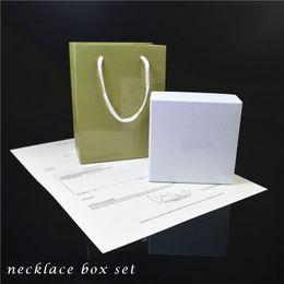 embalagem para a pulseira e dom anel e colar caixa de jóias caixa PS6810 transporte livre de