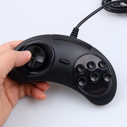 2019 sega mega drive Контроллер джойстик для SEGA Genesis USB геймпад 6 кнопок для SEGA PCUSB игровой джойстик держатель MAC Mega Drive игры дешево sega mega drive