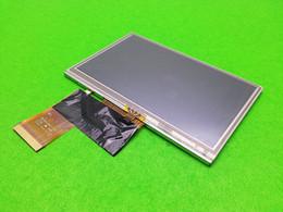 reemplazo de pulgadas de pantalla táctil original Rebajas Nueva pantalla LCD original de 4.3