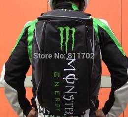 All'ingrosso-Nuovo 2015 moto zaino Moto bag impermeabile spalle riflettente borsa casco moto da corsa pacchetto spedizione gratuita da