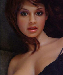 """bonecas sexuais negras adultas Desconto Boneca semi-sólida do amor do silicone / a menina """"sexy"""" dos homens / bonecas do sexo / bonecas infláveis / 1pcs, a vagina é separada"""