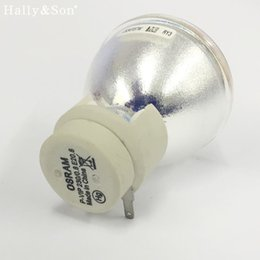 Lampe p en Ligne-Lampe de projecteur originale Ampoule 5J.J0705.001 / P-VIP 230 / 0.8 E20.8 pour BENQ MP670 W600 W600 + MP626 MP576 MITSUBISHI XD250U XD250UG