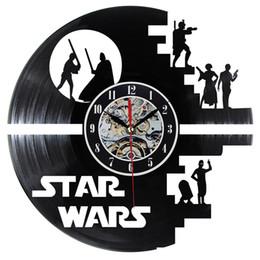 Novo relógio de parede de design on-line-Nova Chegada Relógio Moderno Único Rosto Oco Out Design Relógios de Parede Relógios de Parede Relógios de Parede de Vinil 79 99kw B