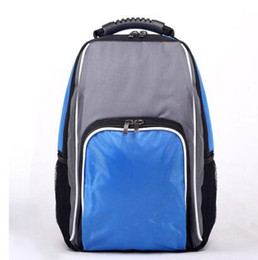 Wholesale Women Lunch Bag Cooler - Cooler Backpack Thermal Bag Insulated Ice Pack Women Men Travel Backpacks Student Lunch Bag Outdoor Picnic Bags