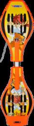 Cobra laranja on-line-Cor Laranja Duas Rodas Skate Dinâmico Dragon Snake Longboard Vigor Board Swing Scooter para Crianças Adultas