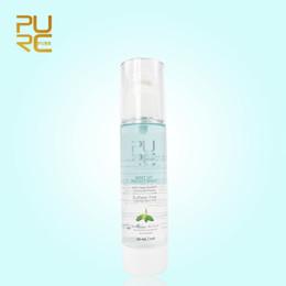 productos para el cuidado del cabello al por mayor Rebajas PURC Mint UV Protect Spray contra UV Protect Damage Frizzy y repone la humedad Cuidado del cabello Estilismo