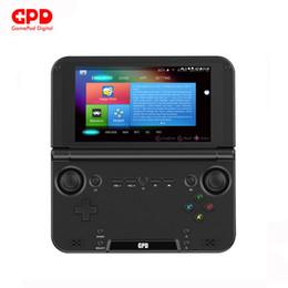 мини-миль на галлон Скидка Новый оригинальный GPD XD плюс 5 дюймов 4 ГБ/32 ГБ MTK 8176 шестиядерный портативный игровой консоли ноутбук Android 7.0 1280 * 720 игрок