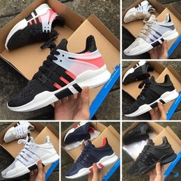 Wholesale best quality denim - 2018 EQT Support Primeknit 93 Best High Quality Women Men Run Shoes Primeknit Fashion Casual Sports Sneakers eur 36-45