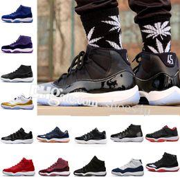 1082c3e1fec Gym Red bred Velvet Heiress Wholesale 11 Velvet Heiress Low High Best  Quality Basketball Shoes Men size free shipping US 5.5-13 Eur 36-47