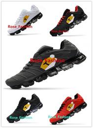Cómodos zapatos hombres online-TN ULTRA 2018 Big Logo Pack Hombres Senderismo Entrenadores casuales Zapatillas deportivas para hombre Zapatillas deportivas para hombre Zapatillas de deporte cómodas Estilo de vida NS GPX SP Diseñador