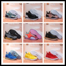 b8b77d879f6b easter durant shoes Coupons - 2018 Kevin Durant 11 Basketball shoes  wholesale 11S Training KD EP