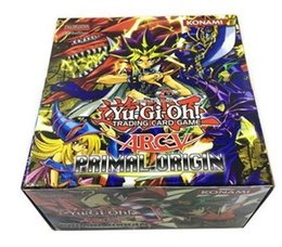 Wholesale Pc Game Collection - 3box Hot 288 pcs   lot Yugioh Flash Cards Baby Cards Game Toys English Version Boys Girls Yu Gi Oh Games Collection Cards Christmas Gift