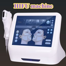 Wholesale ultrasonic for sale - Hot sale ultrasonic massage machine hifu machines ultrasound face for wrinkles removal hifu skin tightening beauty equipment