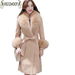 Rabatt Große Kragen Mantel Frauen 2019 Große Kragen Mantel Frauen