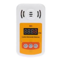 Wholesale Carbon Monoxide Gas Detector - Portable gas detector for carbon monoxide(CO) gas Mini CO analyzer meter with Sound and Light Alarm leak detector