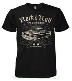 Ropa de estilo antiguo online-Rock Style Old Basterd Style 701337 Camiseta Hip Hop Novedad Camisetas Hombre Ropa de marca