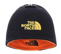 2019 mode mützen tn marke männer herbst winter hüte sport stricken hut verdicken warme lässige outdoor hut kappe doppelseitige von Fabrikanten