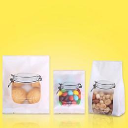 Mason Kavanoz Şekilli Gıda Konteyner Plastik Torba Temizle Şişe Depolama Plastik Torba Şeker Çiçek Çay Aperatifler Kahve için QW8363 nereden