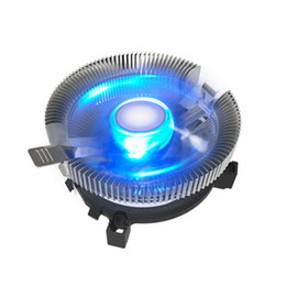 Wholesale Amd Processor Am3 - Practical Home Computer PC CPU Cooling Fan Cooler CPU Radiator For AMD  AM2 AM2+ AM3 For INTEL LGA775