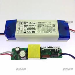 10 à 18 x 3W 18 à 30 X3W 50W 80w 90w Led Transformateur Alimentation AC85-265V Sortie 30-60V 54v-105v 600MA LED Downlight Driver ? partir de fabricateur