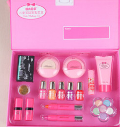 Ko online-NEW ARRIVAL CHILD MAKEUP SET Give your child a safe gift for the princess's dream FREE SHIPPING