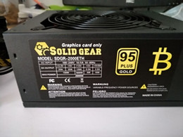 Wholesale Supplies Plus - 95 Plus Efficiency 1600W Modular PC Power Supply 12V 24PIN 8PIN For Miner Mining High Quality Computer Power Supply For BTC 1pc lot