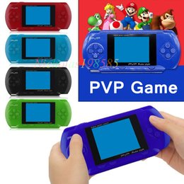 Wholesale Mini Station - Game Player PVP Station Light 3000 (8 Bit) 2.7 Inch LCD Screen Handheld Video Game Player Console Mini Portable Game Box Also Sale PXP3 PAP