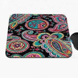 Wholesale Rubber Carpet Pads - 29*20*2cm mousepad Persian carpet style rubber anti-slip laptop computer game mouse pad for CSGO dota2 pad mat