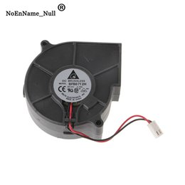Wholesale Usb Dc Fan - USB Gadgets Cooling Fan BFB0712H 7530 DC 12V 0.36A Ball Bearing Projector Blower Centrifugal Cooling Fan