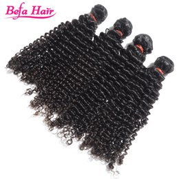 Wholesale cheap hair extensions fast shipping - Befa hair 8-30 inch brazilian virgin hair jerry curl 100% unprocessed Human Hair Extensions cheap price with fast shipping